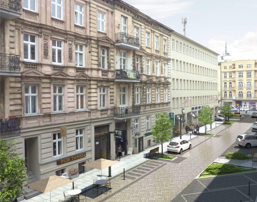 House One, Poznan-Centrum