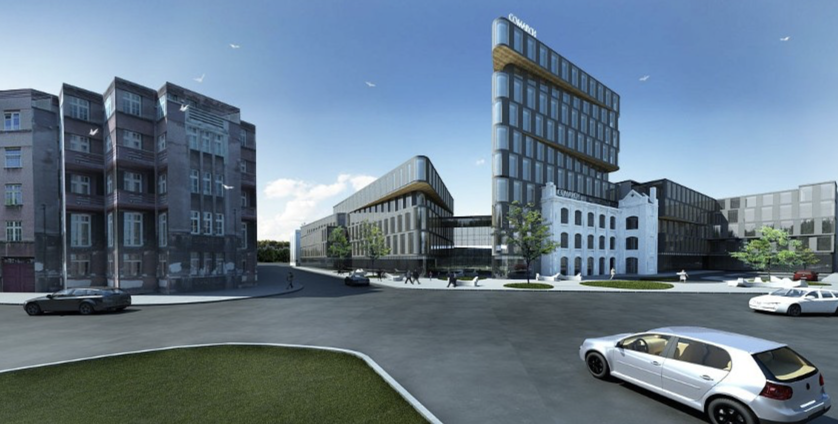 House Five, Lodz-Centrum